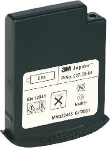 3M® Jupiter Batterie 8 Std.