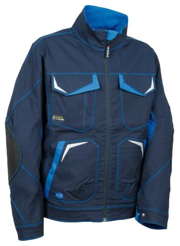 Cofra® Stretch Bundjacke Getafe