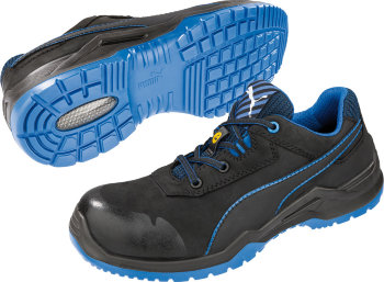 Puma® Argon Blue Low (S3 SRC) ESD