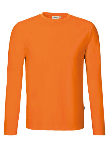 HAKRO LA T-Shirt Performance 279, orange
