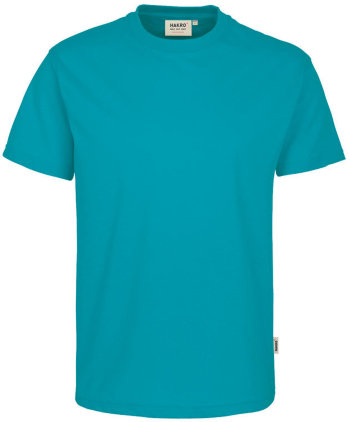 HAKRO T-Shirt Performance 281, smaragd
