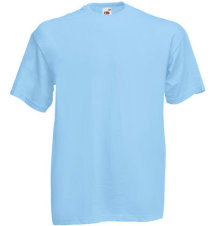 Fruit of the Loom T-Shirt Value Weight, pastellblau
