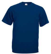 Fruit of the Loom T-Shirt Value Weight, navy