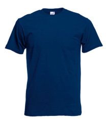 Fruit of the Loom Original T-Shirt, navy