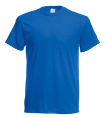Fruit of the Loom Original T-Shirt, royalblau