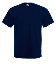 Fruit of the Loom T-Shirt Super Premium, deep navy