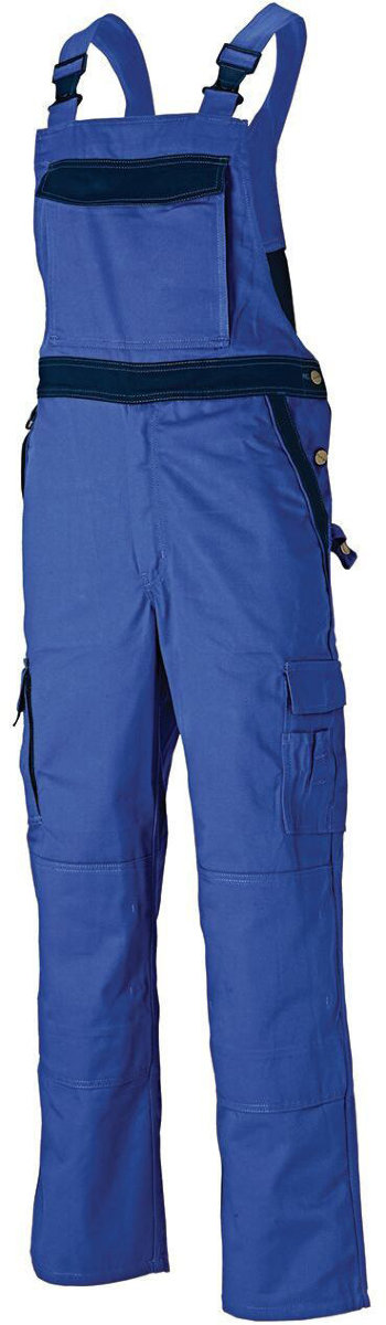 Dickies Latzhose IN300, royalblau/navy