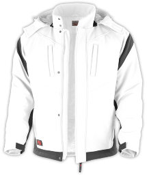 Qualitex Softshell-Winterjacke PRO