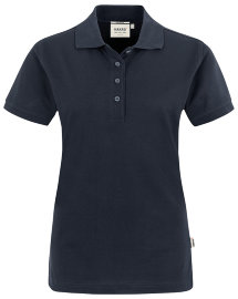 HAKRO Premium Damen Polo 201 Pima-Cotton, tinte