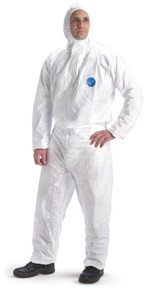 Tyvek Overall 400 Dual