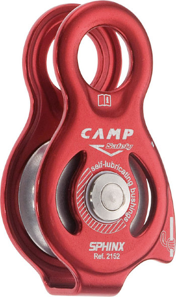 CAMP Safety® Seilrolle SPHINX