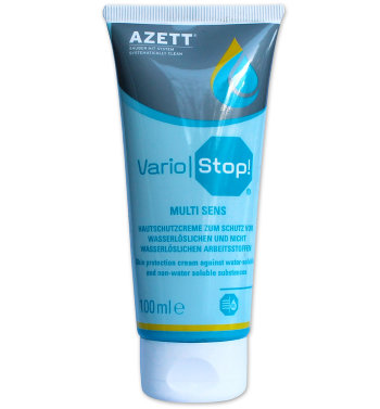 Azett VARIO STOP, Tube à 100 ml