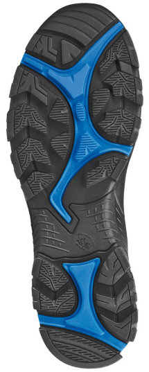 HAIX BE Safety 40 mid blue (S3) ESD